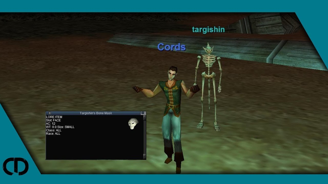 [P99] Cords: I Die A Lot
