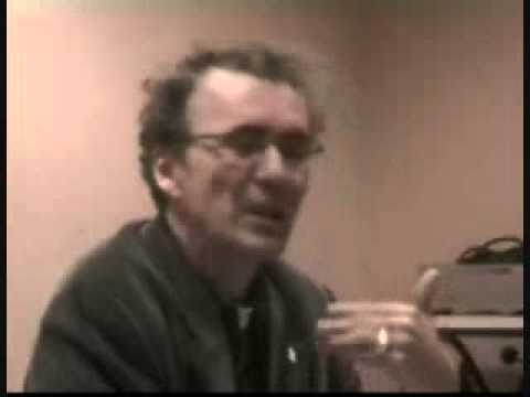 Michael Cronin on sociocultural approaches to translation, 2005
