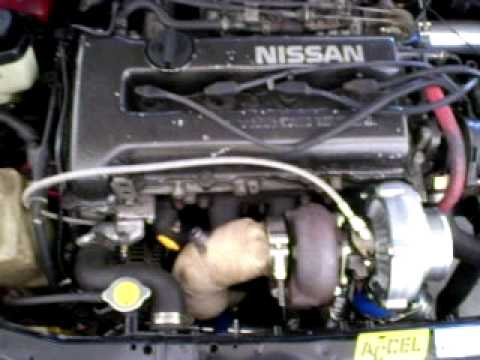 Jerry's 1994 B13 Nissan Sentra SE-R - YouTube