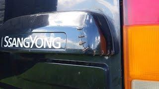Много ли 20 лет для автомобиля? Обзор Ssang Young Korando 2-ого поколения! (полная версия)