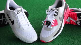 Nike Air Max G90 Golf Shoe 2021 unboxing