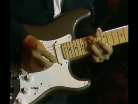 Eric Clapton & Mark Knopfler - White Room [San Francisco -88]