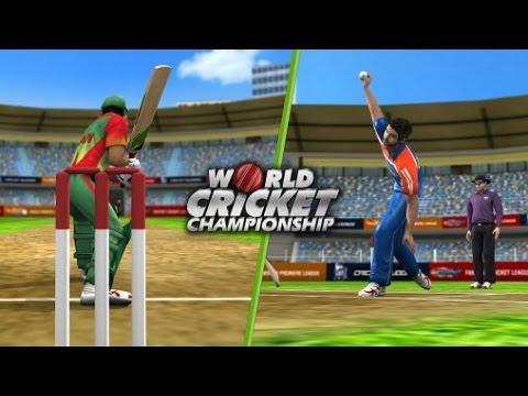 World Cricket  England VS Australia 3rd Oneday Match Game Play