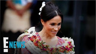Meghan Markle Promotes Education in First Royal Speech | E! News