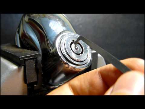 Kryptonite Krypto Tubular lock 7 pins