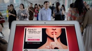 Hackers claim to post stolen Ashley Madison data