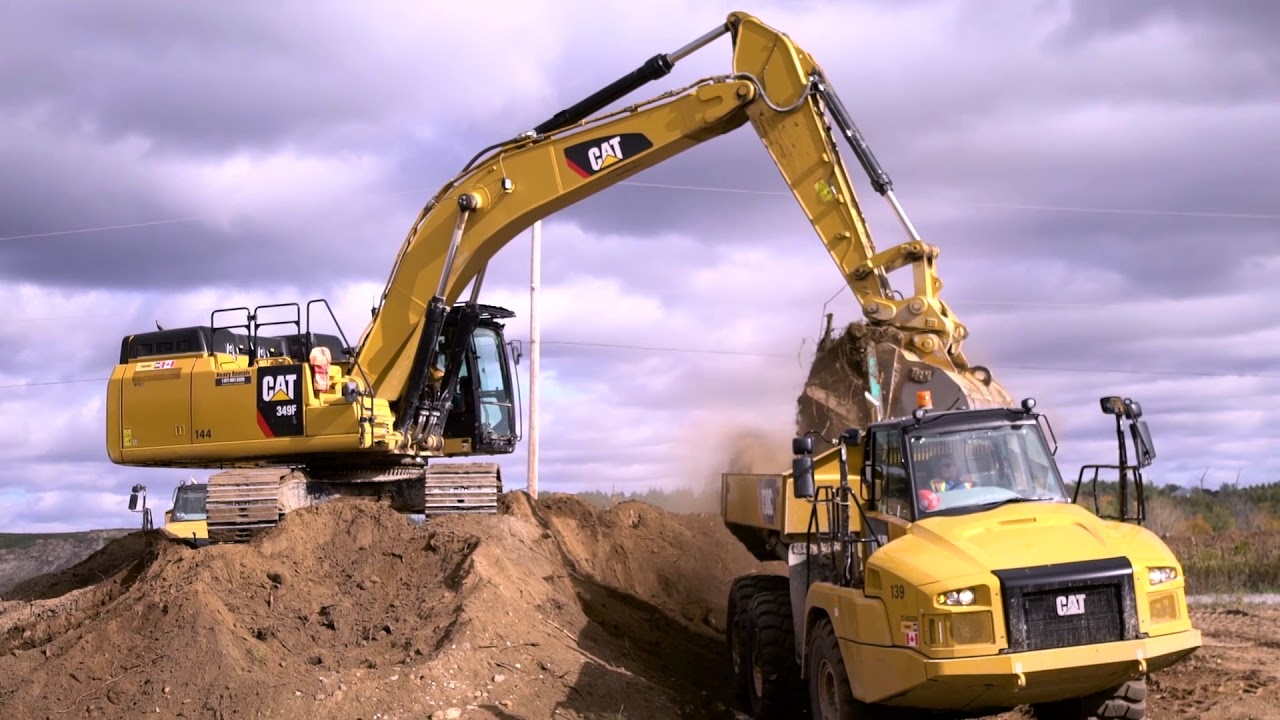 Heavy Equipment Rental | Toromont Cat