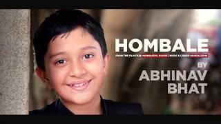 Hombale-Abhinav Bhat