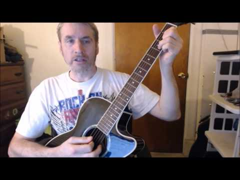 Dave's Guitar Lessons - Rocky Top - Osborne Brothers