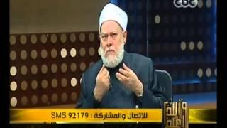 فيديو| علي جمعة: سلسلة الشيطان في رمضان لا تعني انقطاع تأثيره