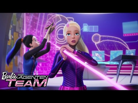 Barbie Das Agententeam Outtakes Spy Squad Barbie Youtube