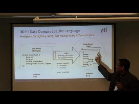 Lua Workshop 2016: Strongly typed data models for Industrial Internet of Things - Rajive Joshi (RTI)