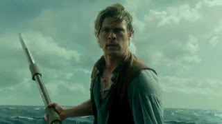 В сердце моря 2015 In the Heart of the Sea трейлер
