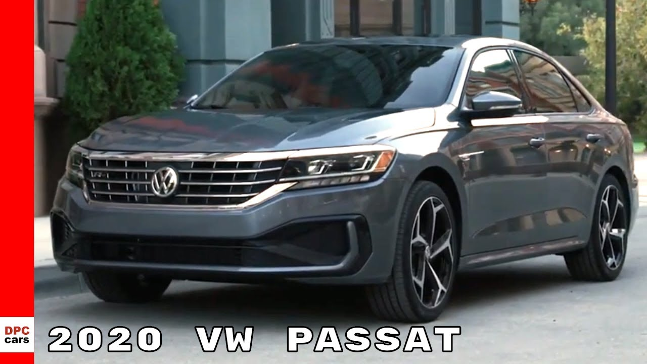 2020 Vw Passat Volkswagen