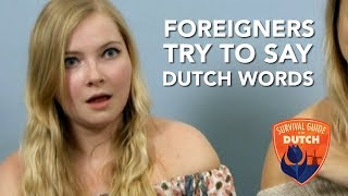 #9 How to survive... speaking Dutch!