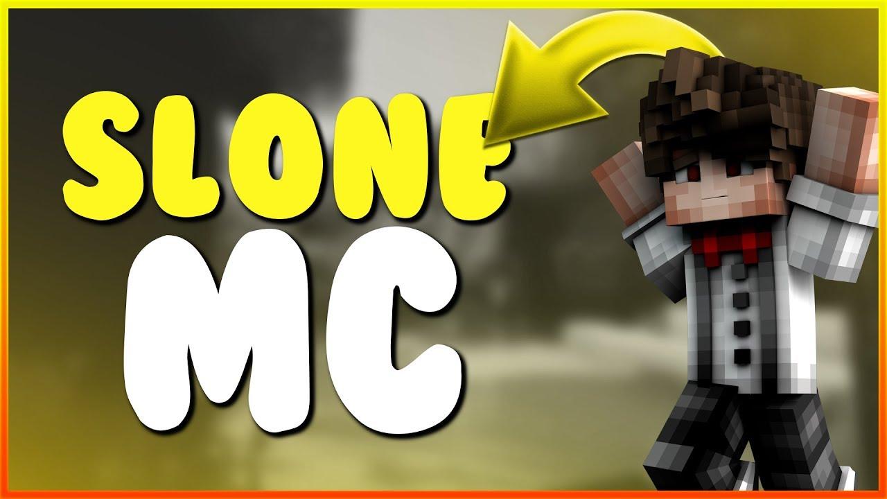 Slonemc Com Minigames Server Mit Potentiall Servervorstellung Minecraft Deutsch