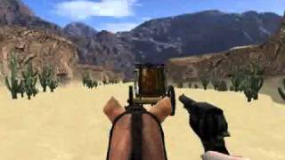The game- Western Outlaw Wanted Dead or Alive -gameplay-final