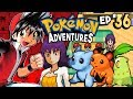 Pokemon Adventures Red Chapter Part 36 - PROFFESOR IVY & NEW STARTERS Rom hack Gameplay Walkthrough