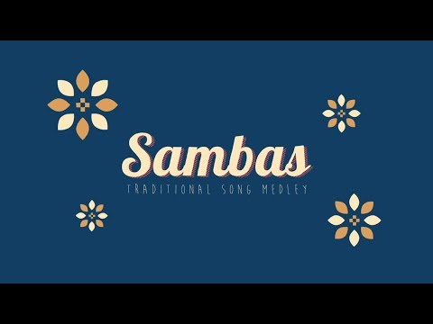Sambas Medley - Traditional songs from East Kalimantan