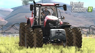 Farming Simulator 2017 | I HAVE A PLAN | American Outback | Episode 8