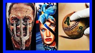 3D TATTOOS 2019 | BEST 3D TATTOO FOR MEN | BEAUTIFUL 3D TATTOO | AMAZING 3D TATTOO FOR WOMEN | IDEA screenshot 5