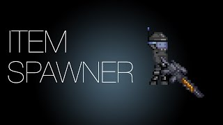 Starbound Item Spawner!!