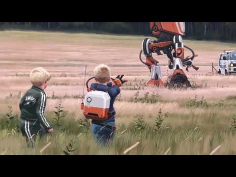 Tales from the Loop RPG trailer