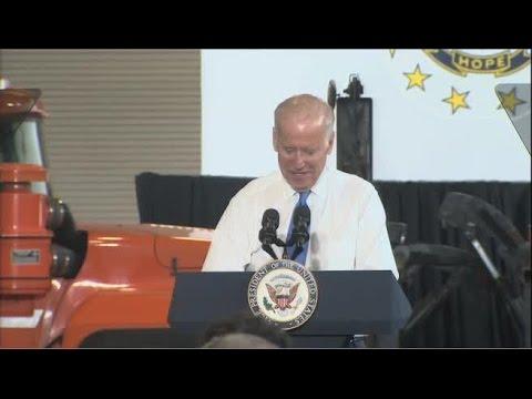 Full Video: VP Joe Biden speaks in East Providence
