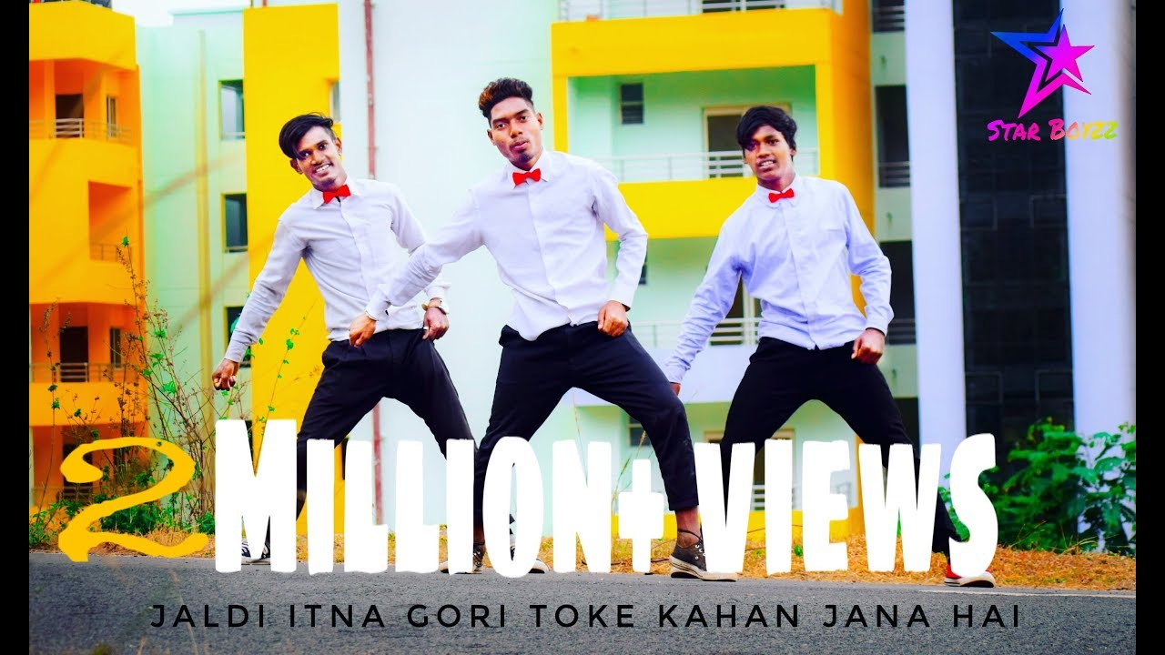 Jaldi Itna Gori Toke kahan Jana Hai || #NEW_Nagpuri_dance_video || 2018 || by #Star_BoyZz