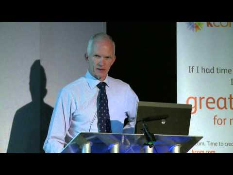 Stephen Welton, CEO of The Business Growth Fund: Conference Seminar