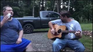 hootie and the blowfish let her cry (cover by Blue Caroline)