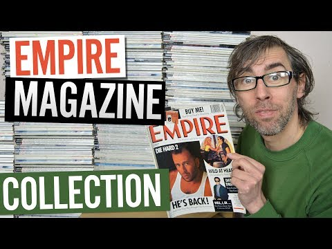 EMPIRE MAGAZINE COLLECTION - Featuring Top Gun 2, Psycho 5, Ewan McGregor's haircut and Kim Newman