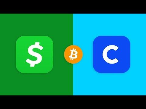 Cash App vs. Coinbase Bitcoin Overview
