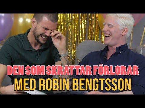 Den som skrattar förlorar - Dåliga skämt och ordvitsar - med Robin Bengtsson