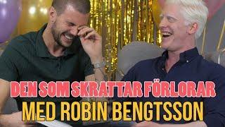 Den som skrattar förlorar #6 - Dåliga skämt och ordvitsar - med Robin Bengtsson