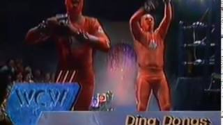 The Ding Dongs vs. Fred Avery & The Enforcer [WCW 1989-07-30]
