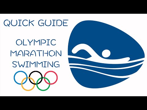 Quick Guide to Olympic Marathon Swimming