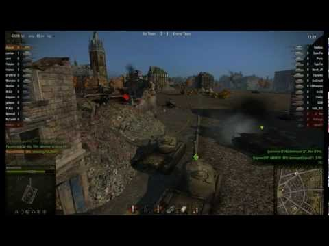 WoT - T30 Ruinberg Gameplay (HD)