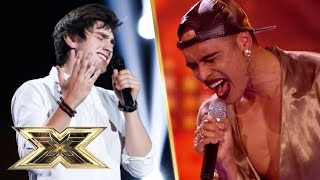 Six Chair Champions: The Boys | The X Factor UK
