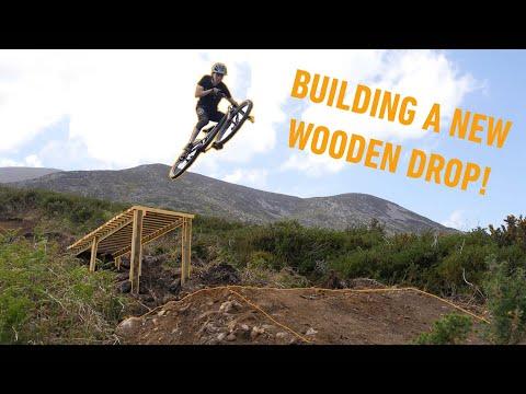 NEW WOODEN DROP - Backyard Trail Building