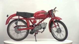 Moto Guzzi Cardellino 1964