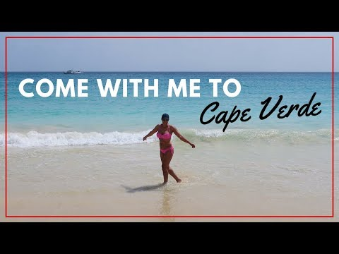 Cape Verde - Visiting Sal & Tropical Resort | Time With Natalie