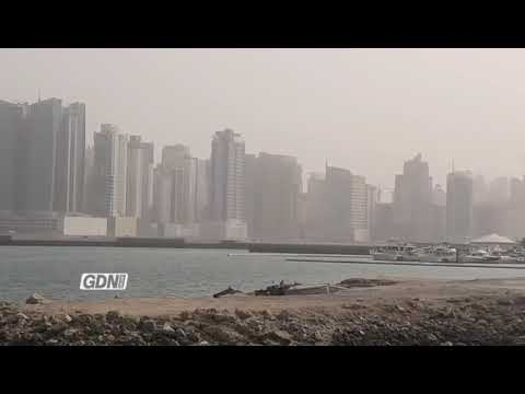 WEATHER TODAY: Haze affects visibility in parts of Bahrain