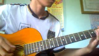 Nhật Ký Của Mẹ Guitar solo by nuce
