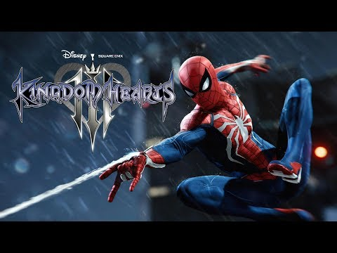 Spider-Man Face My Fears   Kingdom Hearts 3 Opening Mash Up Mp3