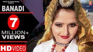 Banadi | Raj Sherry | Anjali Raghav | Farista | New Most Popular Haryanvi Dj Songs 2017