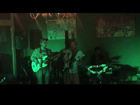 Fik y las Flores Molestas - Born Under A Bad Sign LIVE @Barabba