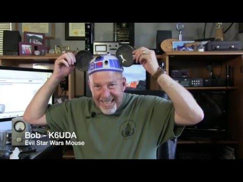 K6UDA Radio - SARK 110 the coolest little antenna analyzer in the world?