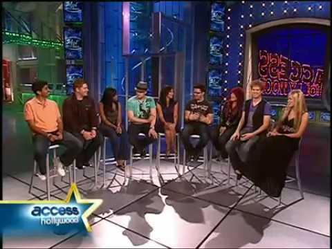 American Idol Season 8 Finalists - Interview - Access Hollywood
