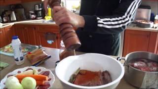 Как правильно приготовить жаркое из дикого гуся